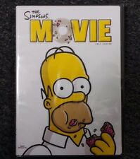 The Simpsons Movie (DVD, 2007, Full Frame)  BRAND NEW, FREE FIRST CLASS SHIP!!