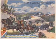 A9159) CIVITAVECCHIA (ROMA), 52 REGGIMENTO ARTIGLIERIA TORINO. VIAGGIATA.