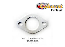 """57mm 2.25"""" Bore Stainless Steel 304 Exhaust Flange - 2 Bolt Universal Flanges"""
