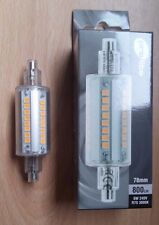 6w Prolite LED Linear R7s Bulb 78mm x 24mm 3000K Great Value!