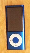 Apple iPod Nano A1320 blue 8GB 5th generation MC037LL