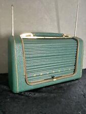 Grundig Concert Boy 57 Röhren Kofferradio 50er Design Empfänger Röhrenradio