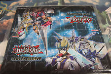 Yu-Gi-Oh! Con Exclusive Double Sided Playmat - New