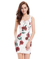 Polyester Short Sleeve Formal Maxi Dresses for Women