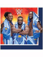 Amscan International 510013 33cm WWE Luncheon Napkins - Wrestling Birthday