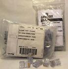 Leviton 47613-EZC RJ45 UTP Cable Crimp Connectors (50 pcs/bag)