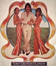 Vintage 70s Tony Orlando & Dawn Iron On Transfer Last One!