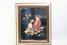 Vtg Norman Rockwell Glassiques Pictorial Mirror by Murray Skoff Enterprises, Inc