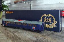 "LS MODELS 49140 ""CROIX ROUGE"" de type WL s2 de la CIWL, Orient Express, époque IIIB"