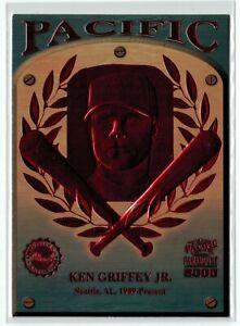 2000 Paramount Cooperstown Bound #9 Ken Griffey Jr. Seattle Mariners!