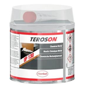 Teroson UP 130 Chemical Metal Filler 739g Multipurpose Filler Pack of 6