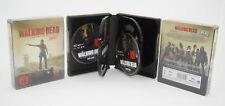 The Walking Dead 3 TWD3  Blu-ray STEELBOOK Staffel/Season 3 - UNCUT NEU & OVP