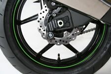 R&G Racing Paddock Stand Bobbins Reels (Offset) to fit Kawasaki ZX10R 2004-2010