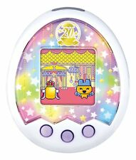 Brand New Bandai Tamagotchi m! X Tamagotchi mix 20th Anniversary Royal White F/S