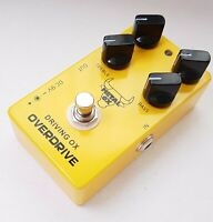 "METAL OX, OXP-102 ""Driving Ox"" Timmy Overdrive Guitar Effect Pedal (Uk)"
