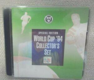 1994 World Cup Collectors Set Proof Silver Dollar $1 & Half Dollar 50C 210157