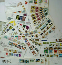 More details for album of 54 post office and spastics society first day covers. 1977-1989