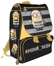Zaino Scuola Estensibile Minions
