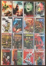 Old Man Logan #2,3,16,17,19,33,34,35,35,36,36,46,47,48,49,50 Marvel Comics lot