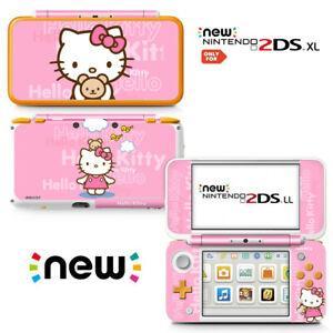 Ci-Yu-Online [new 2DS XL] Kitty Pink VINYL SKIN STICKER