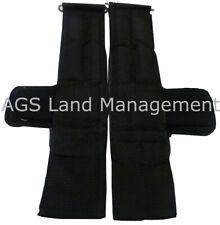 Pair of Velcr 0 pads Tree climbing tree surgery spikes gaffs irons comfort pads
