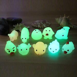 Fidget Toys Squishy Cute Mochi Cat Squeeze Healing Fun Kids Kawaii Toy Stress