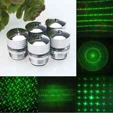 Bright Converter Green Light Mini Laser Pointer Pen Beam Head Pointers