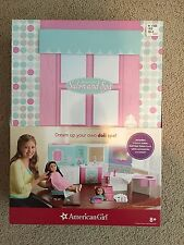 American Girl Salon & Spa Set I'm including a Free Gift with this Set Both New