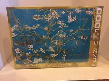 Eurographics Almond Branches by Vincent Van Gogh 1000pc Puzzle NEW