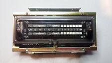 Saba CD 350 Tapedeck Aussteuerungsanzeige Fluoreszenzanzeige VU-Meter NEU in OVP