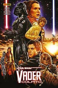 Star Wars: Vader colpito - Vol. 3 - Panini Comics - ESAURITO -