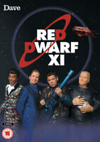 Red Dwarf XI DVD (2016) Chris Barrie cert 15 2 discs ***NEW*** Amazing Value