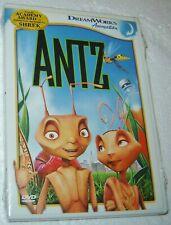 Antz (Dvd), New & Sealed, Region 1, Widescreen. Dreamworks Animation, Family Fun