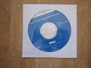 DELL CD Drivers And User Documentation 1708FP Flat Panel Monitor HTML Colour