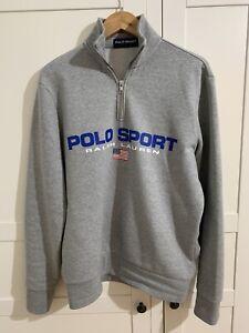 Polo Sport Ralph Lauren 1/4 Zip Sweatshirt Size Medium