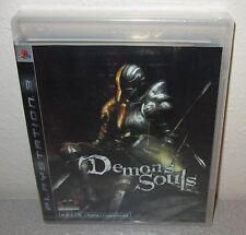 Demon 's Souls RARE SEALED NEU Black Label English/Chinese Version mit tearstrip