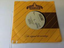 """HOT BUTTER  popcorn  7"""" vinyl record on old gold label OG 9394 NM/EX"""