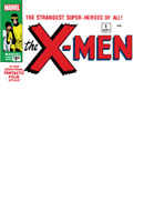X-men #1 Blank Sketch Cover Facsimile Variant EXCLUSIVE NM  Gemini Shipping