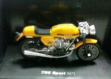 NEW RAY 1:32 MOTO DIE CAST DUCATI 750 SPORT 1973 GIALLO ART 06033