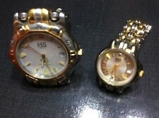 Two ESQUIRE ESQ SWISS Watches(HIS&HERS)300354/100460,respectively.