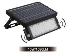 60 Led - 10 Watt - Solar Security Light Motion Activated - 3 Activation Modes
