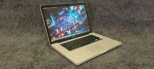 15 Macbook Pro   8GB   240GB SSS   1TB HD   Charger