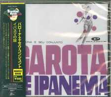 BALONA E SEU CONJUNTO-GAROTA DE IPANEMA-JAPAN CD Ltd/Ed B57