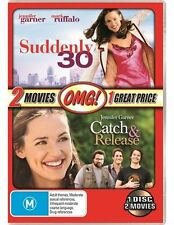 Catch and Release / Suddenly 30 NEW R4 DVD