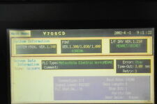 HAKKO HMI V708CD WORKING,BROKEN
