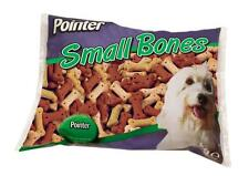 Pointer Dog Treats Assorted Small Bones 2kg Food Feed Treat  Beef Cheese