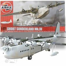 AIRFIX 1/72 SHORT SUNDERLAND III FLYING BOAT