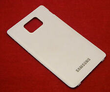 Original Samsung Galaxy S2 i9100 Rückschale Akkudeckel Akku Deckel Schale Weiß