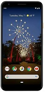 Sprint Google Pixel 3a XL Android 64GB/4GB 6 inch Screen 12.2 MP Camera - Black