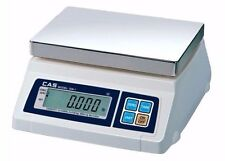 Cas Sw-1-5 Portable Digital Scale 5 lb x 0.002 lb Legal for Trade